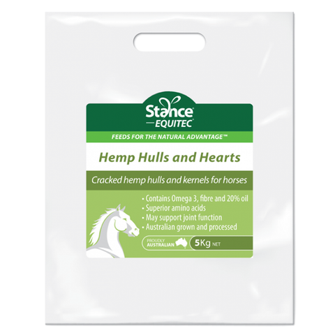 Stance-Equitec - Essentials Hemp Hulls and Hearts