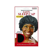 Load image into Gallery viewer, Donna Satin Sleep Cap X-Large 11021 / 11020