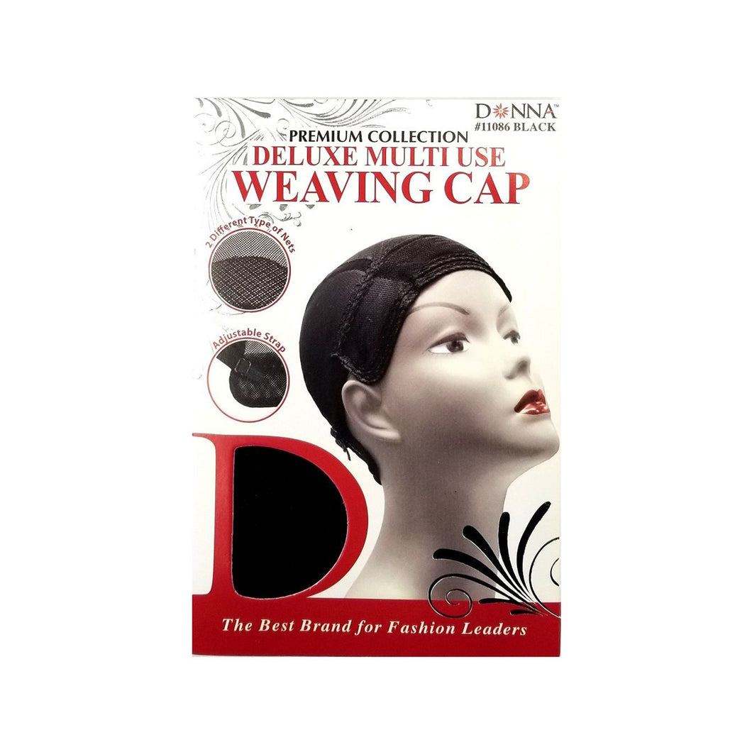 Donna Deluxe Multi Use Weaving Cap 11086