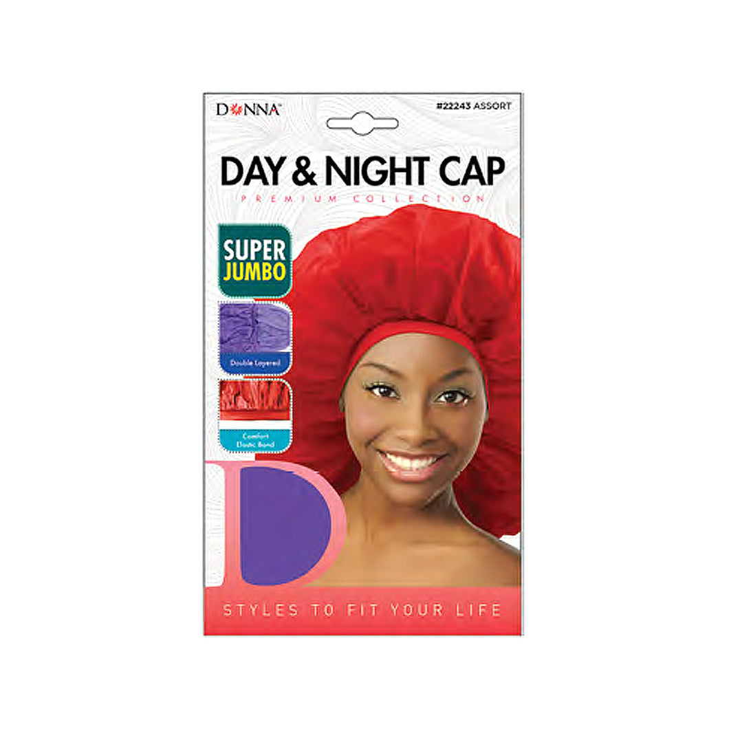 Donna Day & Night Cap Super Jumbo 22244 / 22243
