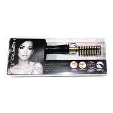 Load image into Gallery viewer, H2Pro Styling Pressing Hot Ceramic Gold Comb 1 1/4''