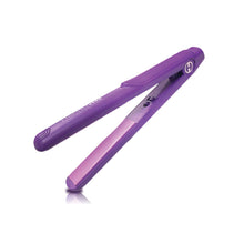 "Load image into Gallery viewer, H2Pro Silk Mini Ceramic Flat Iron 3/4"" PURPLE"