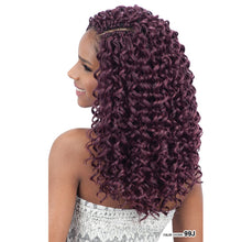 Load image into Gallery viewer, Freetress Synthetic Crochet Braid GOGO CURL 12""