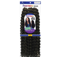 Load image into Gallery viewer, Freetress Synthetic Crochet Braid 3X JOYFULL CURL 20""