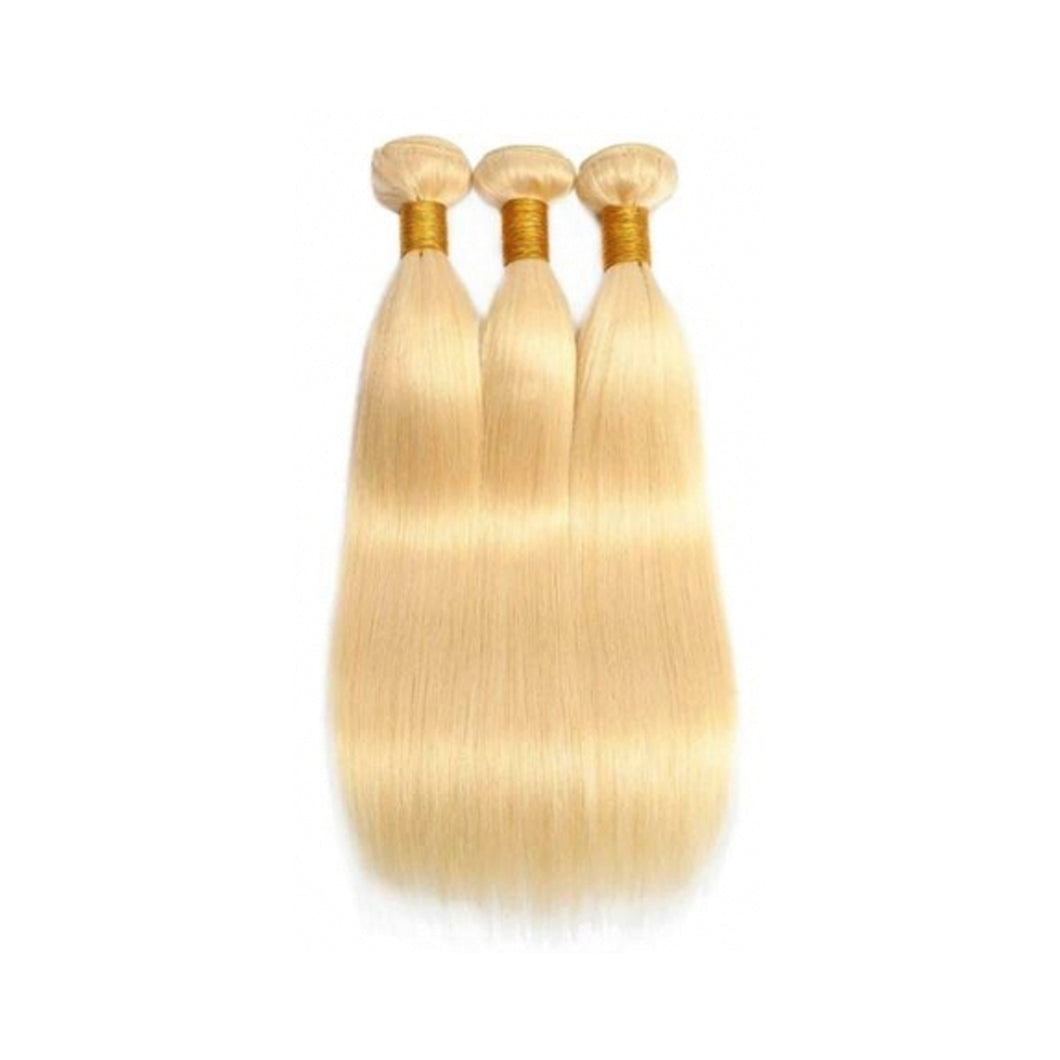 100% Brazilian Unprocessed Bundle Virgin Human Hair   - STRAIGHT 613