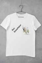 Load image into Gallery viewer, Run Snowflake T-Shirt