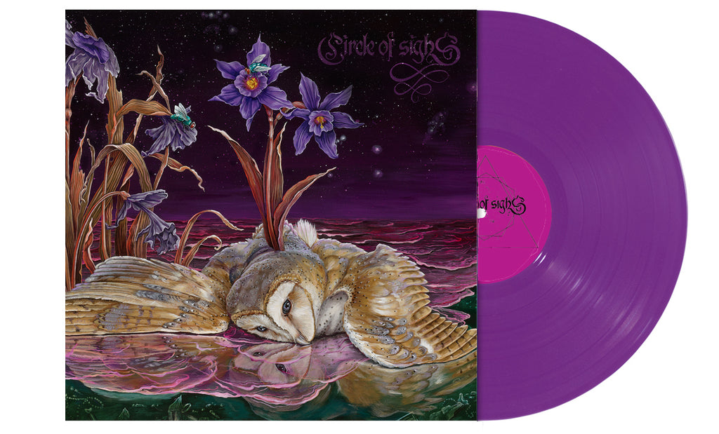 Circle Of Sighs - Narci vinyl preview
