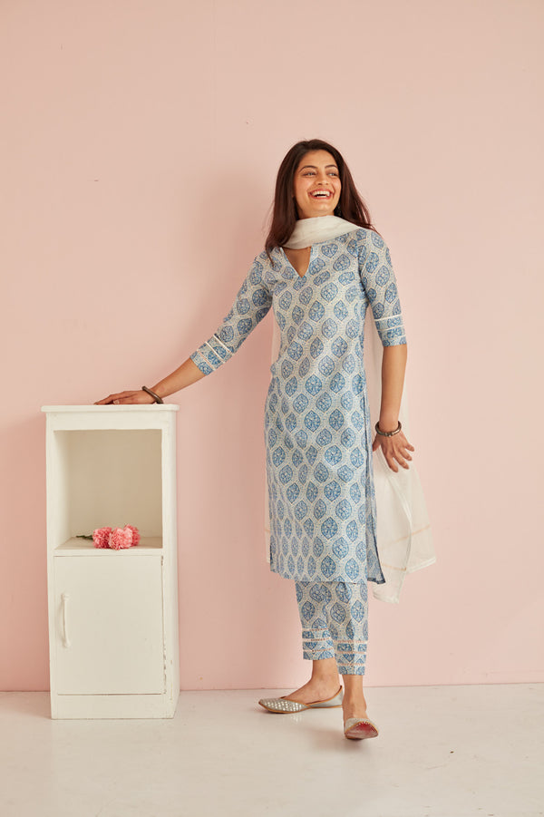 ANJUM KURTA SET - KURTA & PANTS