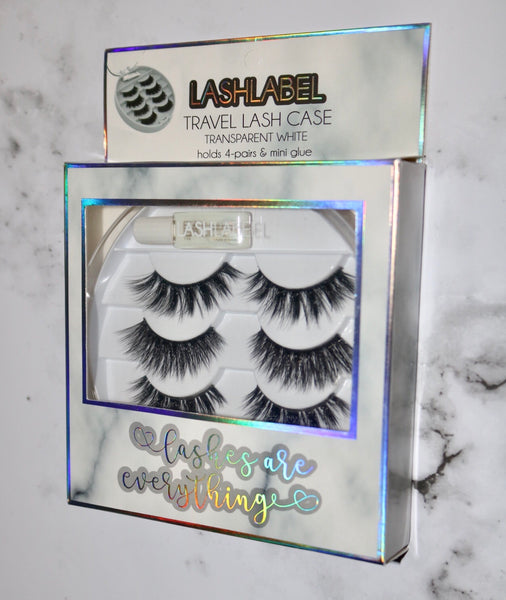 TRAVEL LASH CASE