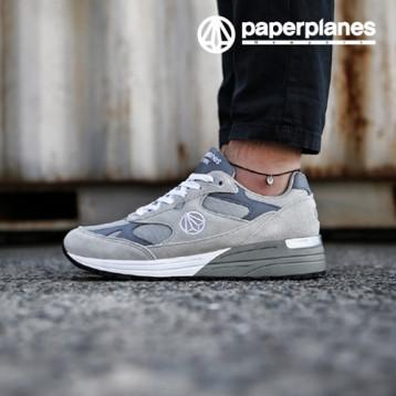 Paperplanes PP1418 Gray