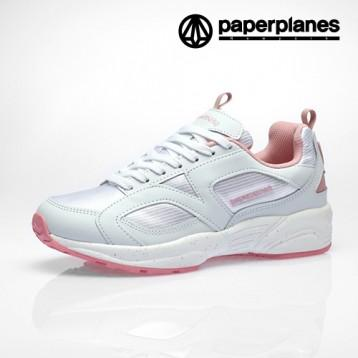 Paperplanes  PP1352 White Pink