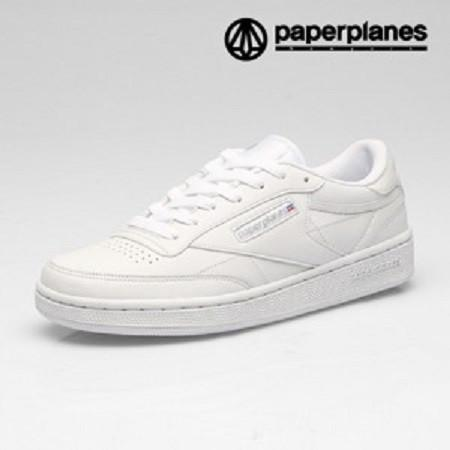 Paperplanes PP1444 White