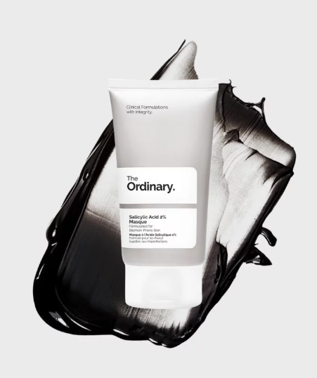 The Ordinary Salicylic Acid 2% Masque 水楊酸深層補水清潔面膜(50ml)