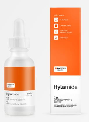 Hylamide C25 Stabilized Vitamin C Booster 肌膚提亮輔助液 (30ml)