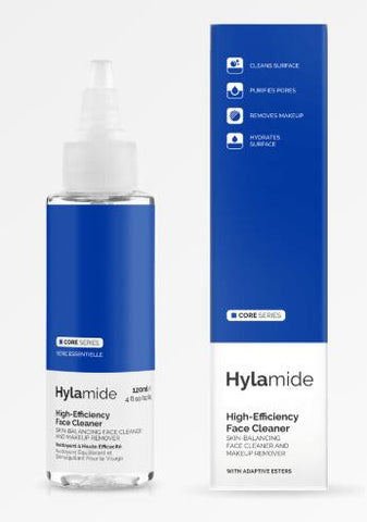 Hylamide - High-Efficiency Face Cleaner 清潔卸妝2合1 (120ml)