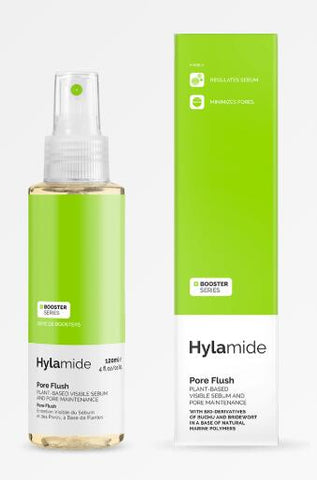 Hylamide-Booster Pore Flush 收縮毛孔噴霧精華 (120ml)