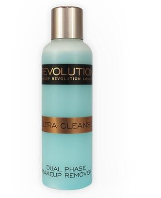 Makeup Revolution Ultra Cleanse Dual Phase Makeup Remover-全新專業潔淨溫和卸妝液(150ml)