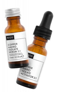 NIOD Copper Amino Isolate Serum 2:1 藍銅勝肽2:1 抗老精華液 (15/30ML)