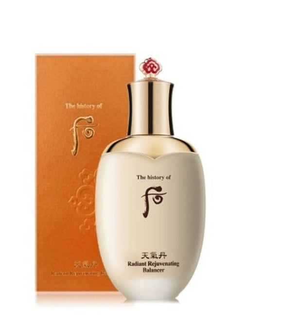 (The History of 后) 氣丹華泫滋養水(150ml)RADIANT REJUVENATING BALANCER 150ML
