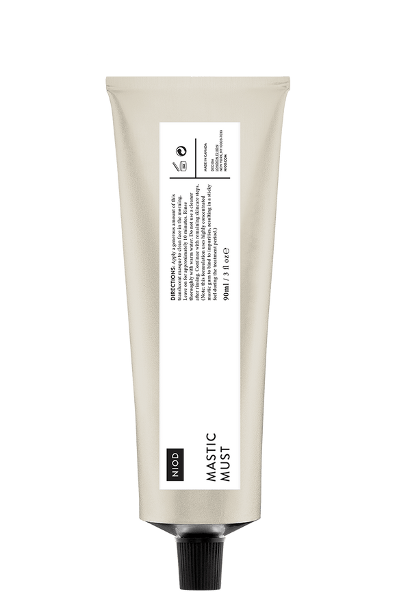 NIOD Mastic Must Pore Refining Facial Mask 乳香樹脂深層清潔毛孔面膜 90ml