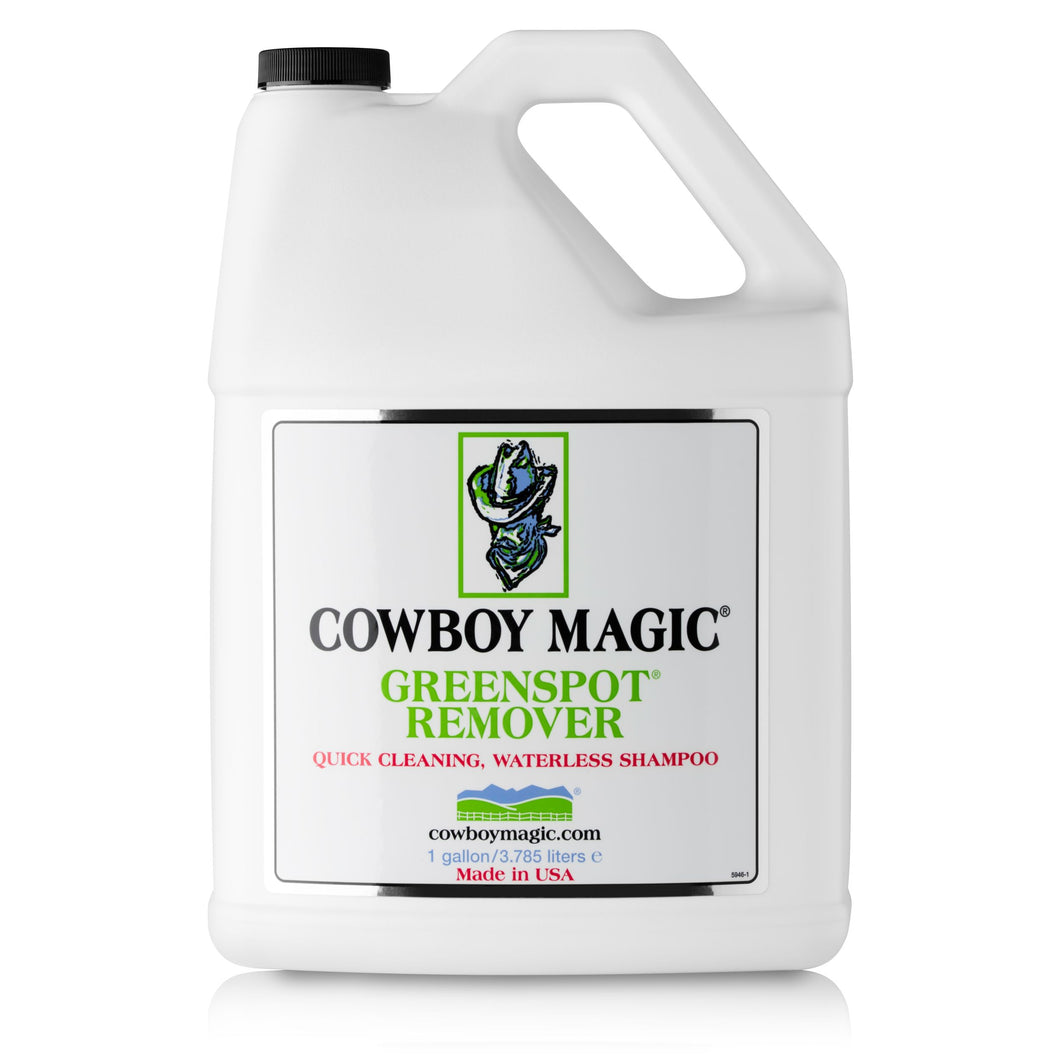 Cowboy Magic Greenspot Remover 1gallon