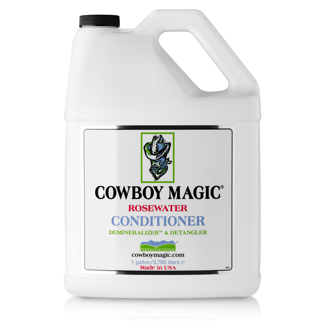 Cowboy Magic Rosewater Conditioner 1gallon