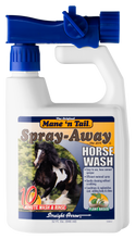 Load image into Gallery viewer, Mane 'n Tail Spray Away 32oz
