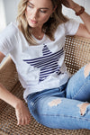 EVIE T-SHIRT- Nautical