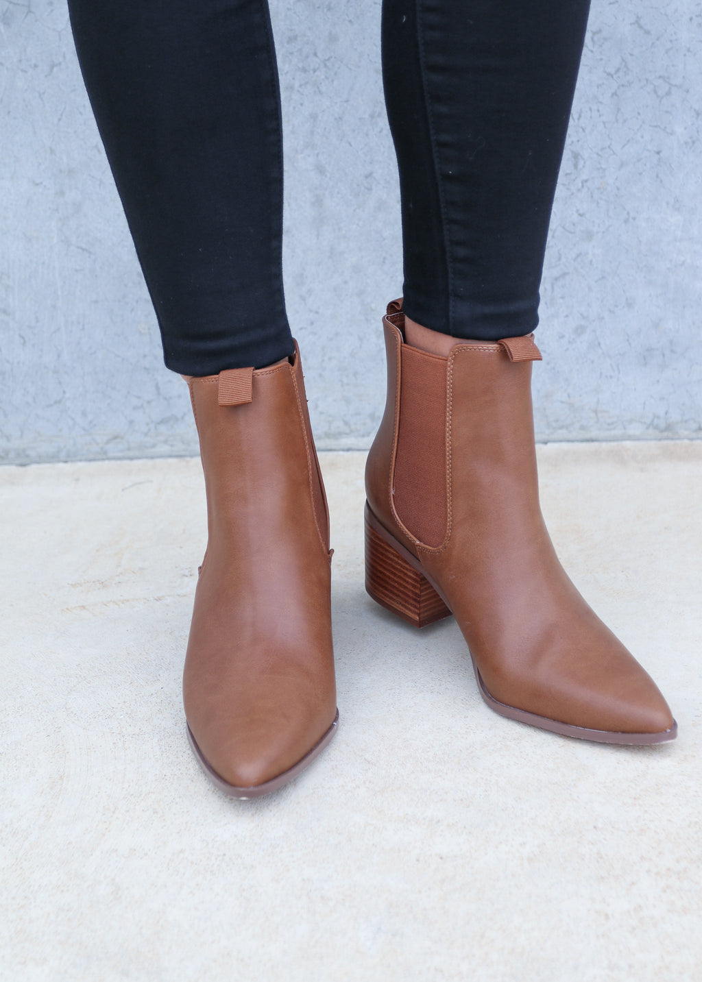 FILO BOOTS- Tan Softee
