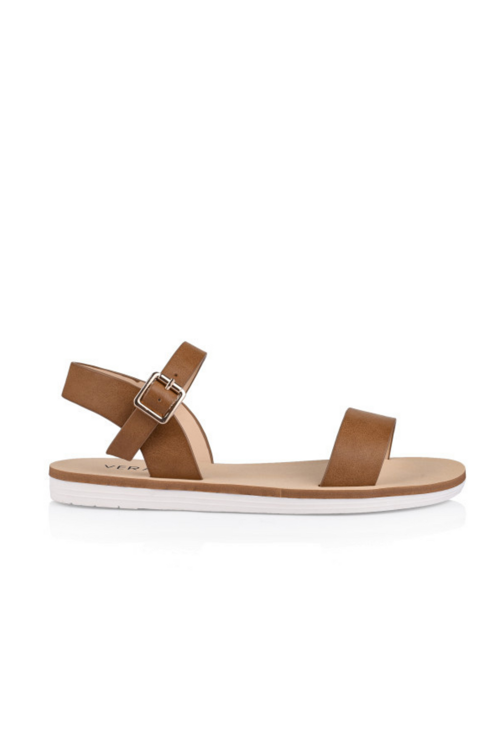 SASS SANDAL - Tan Softee