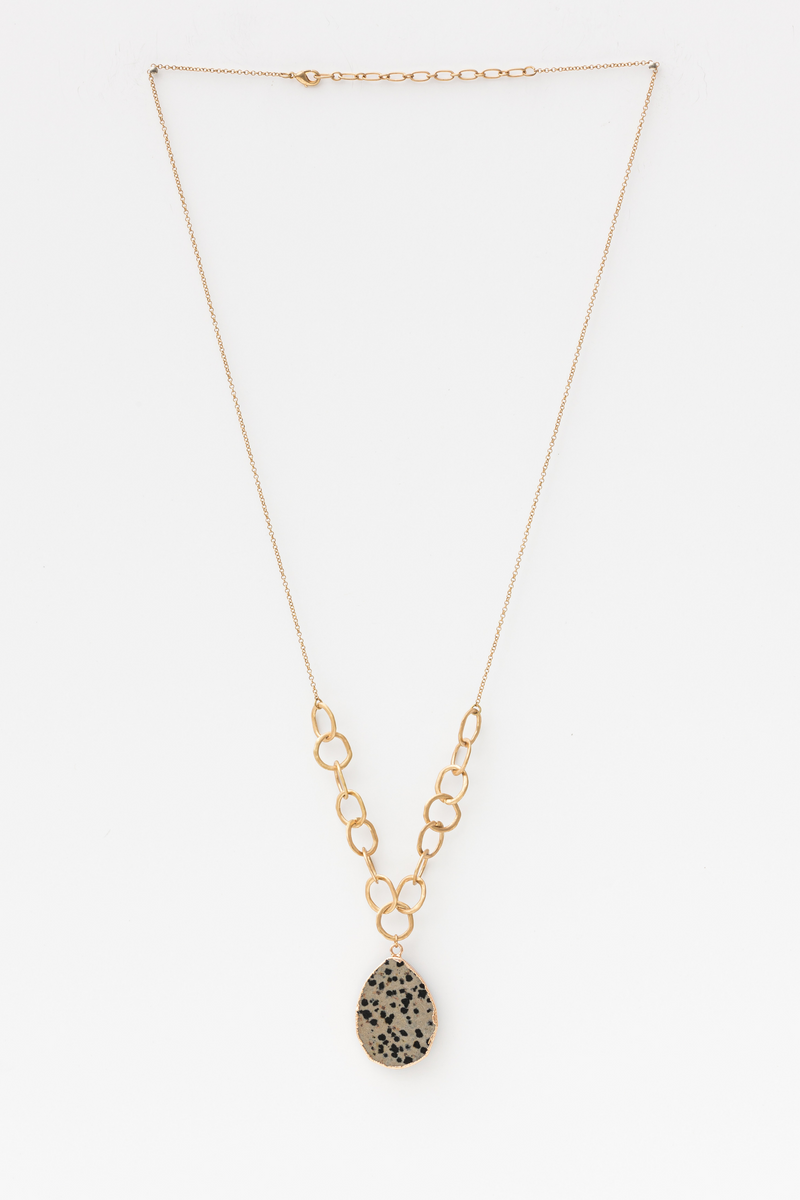 BONNIE PENDANT NECKLACE- Gold