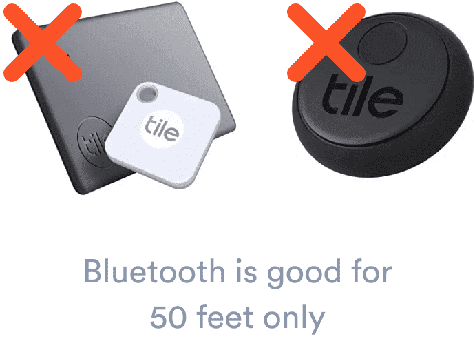 Don't be fooled by Bluetooth trackers