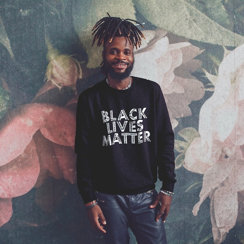 Black Lives Matter Crewneck - Wear The Peace