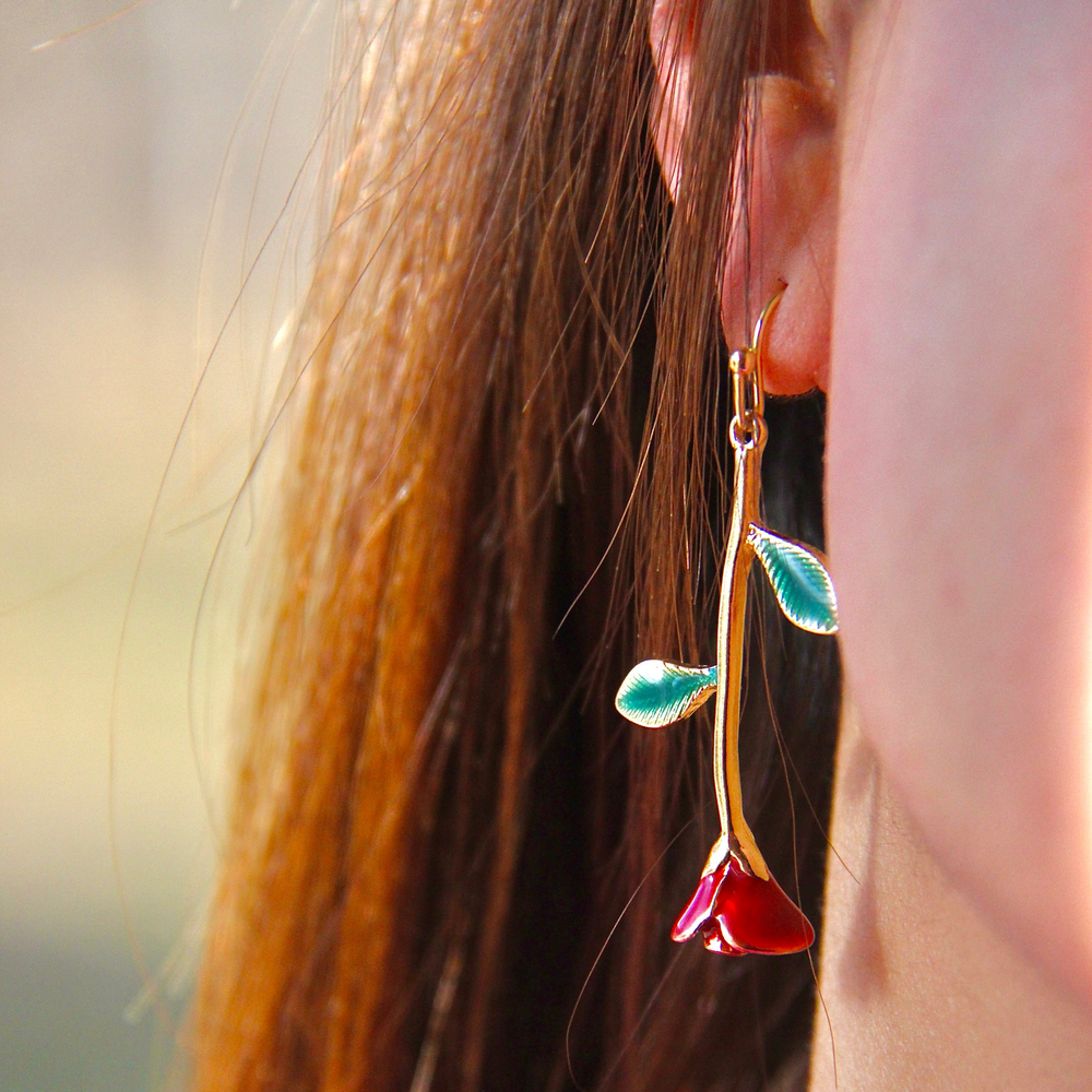 Bloom Earrings - Wear The Peace