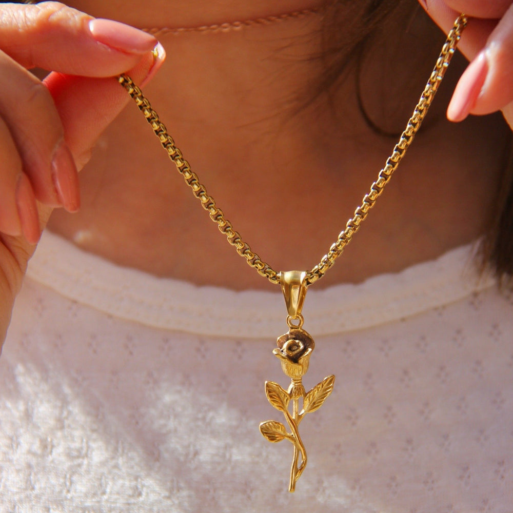 Bloom Necklace - Wear The Peace