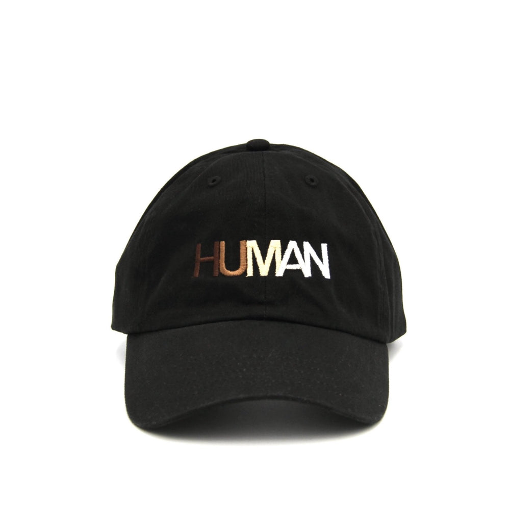 Human Dad Cap - Wear The Peace