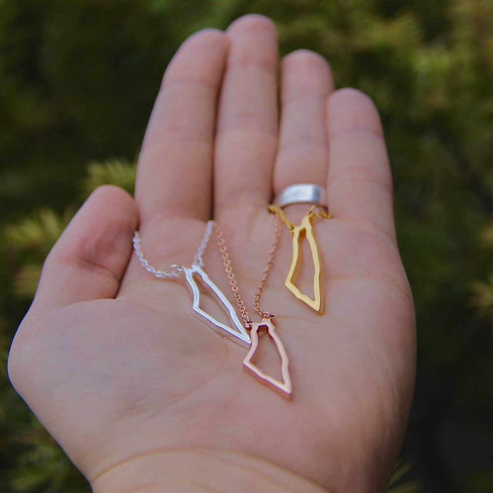 Pali Necklace 2.0 - Wear The Peace