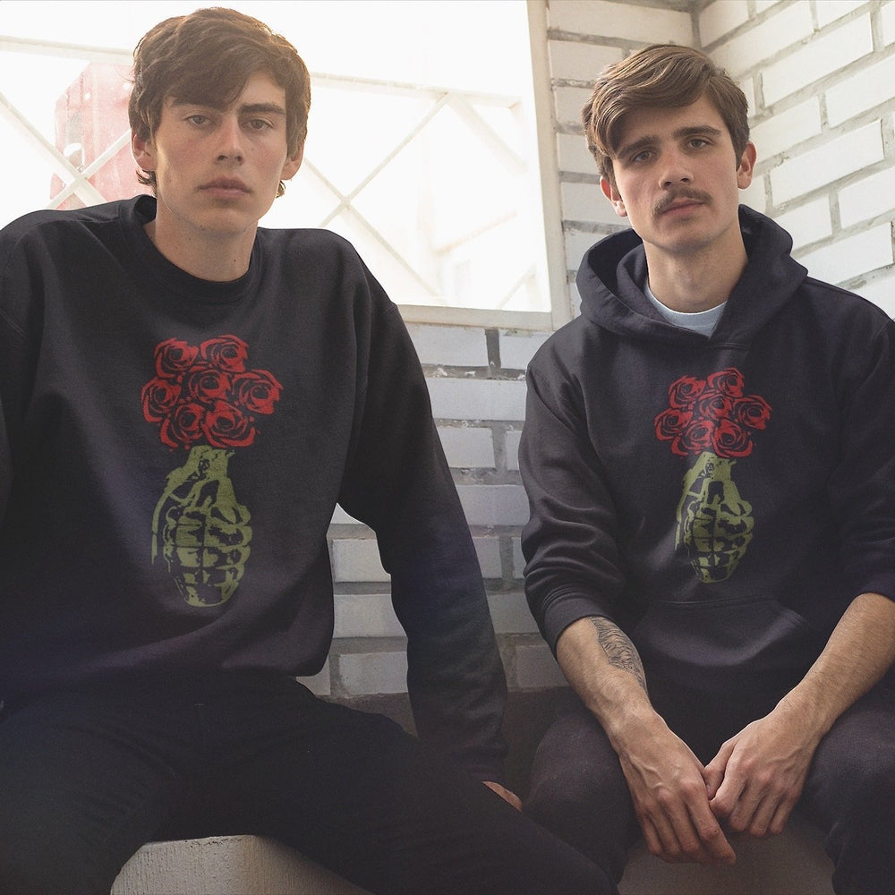Peace Petals Hoodie - Wear The Peace