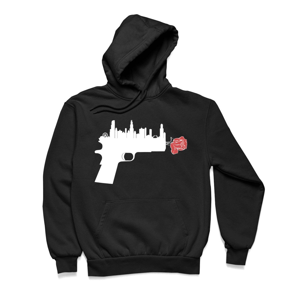 Peace Rose Hoodie - Wear The Peace