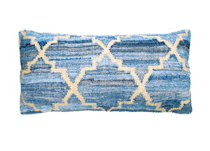 Leela Rectangle Cushion - Jute