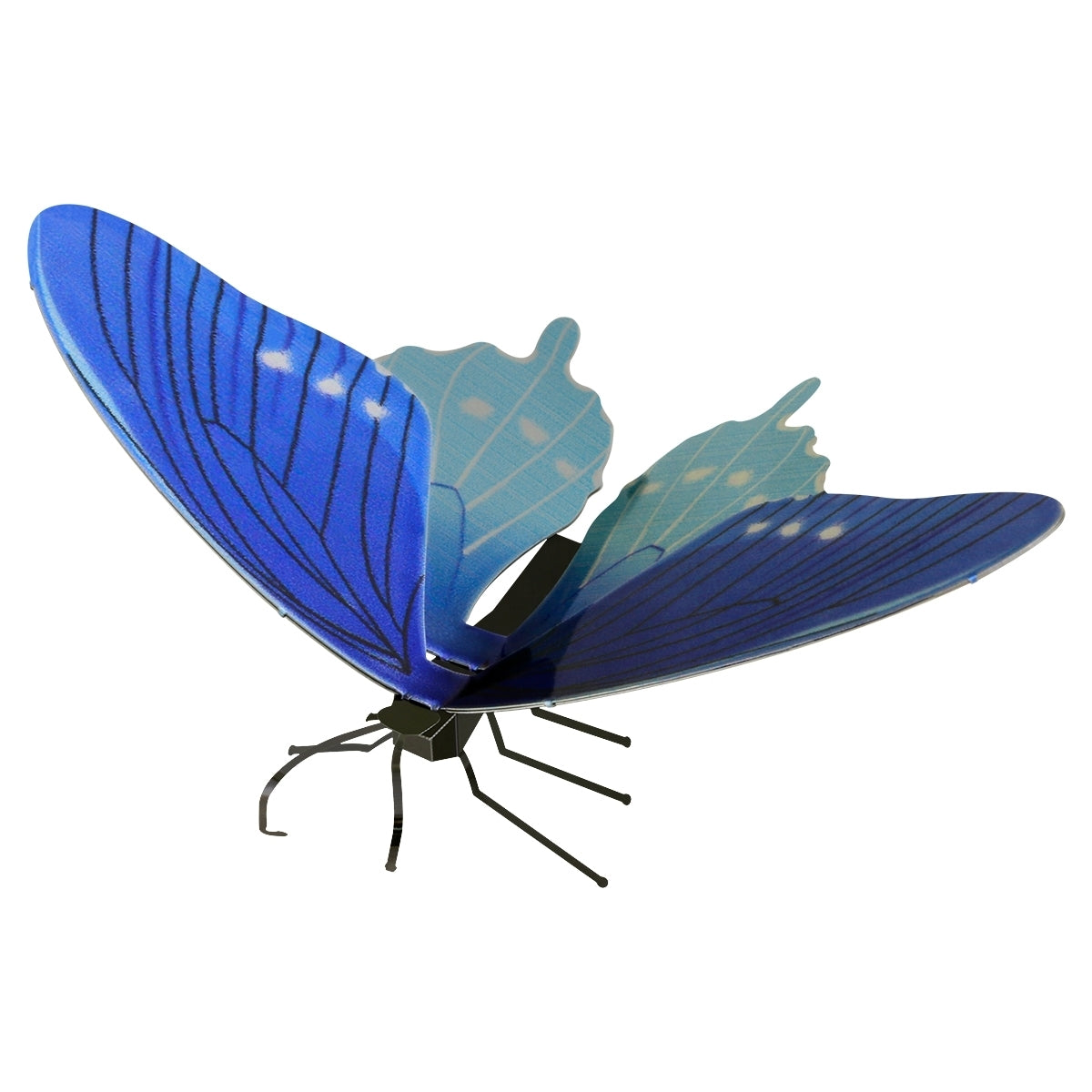 Metal Earth Pipevine Swallowtail-Butterfly by Fascinations # MMS128