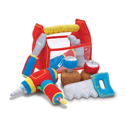 Toolbox Fill and Spill Toddler Toy by Melissa & Doug 3038