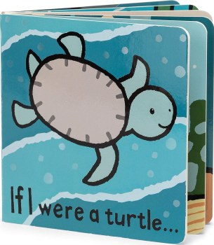 If I were a Turtle Book by Jellycat