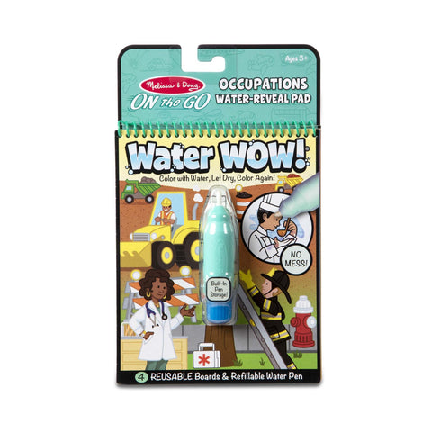 Water Wow! Occupations by Melissa & Doug #30180