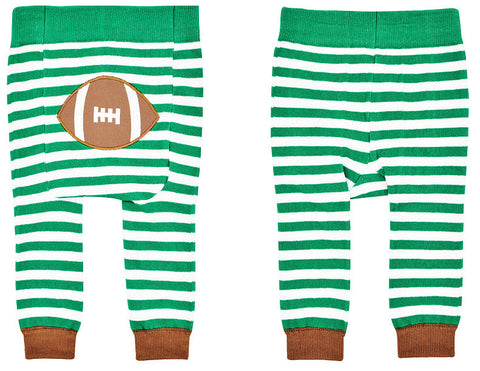 Football Boogie Tights 6-12m by Piero Liventi # LIVBBT-13