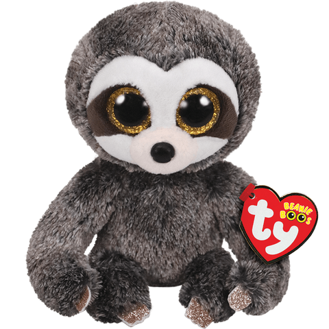 "Dangler 2 Tone Sloth Beanie Boo 6"" by TY"