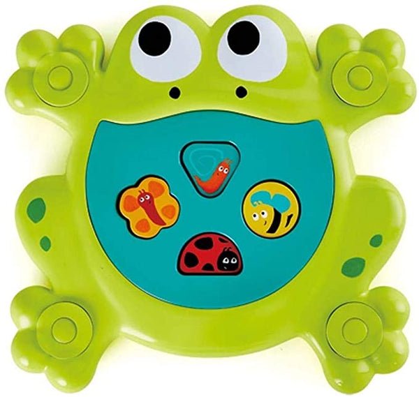 Feed-Me Bath Frog by Hape