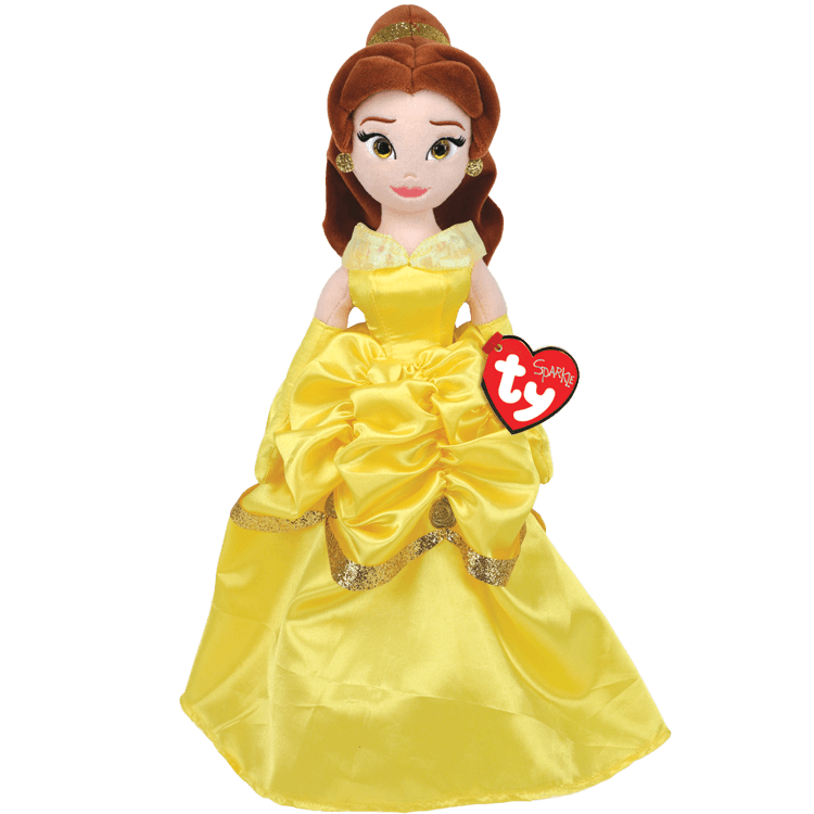 "Princess Belle 15"" by TY"