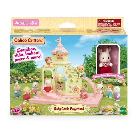 Baby Castle Playground by Calico Critters # CC1792