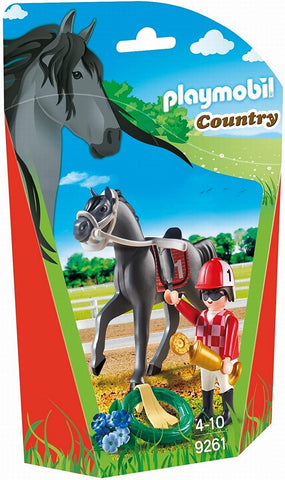 Jockey by PLAYMOBIL #9261
